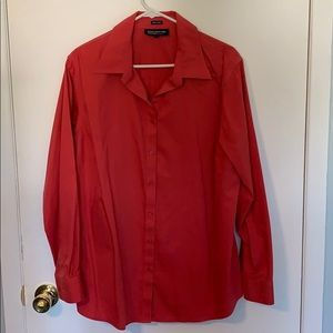 2X Jones New York Button Down Dress Shirt